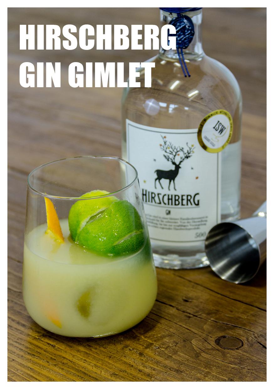 Hirschberg Gin Gimlet