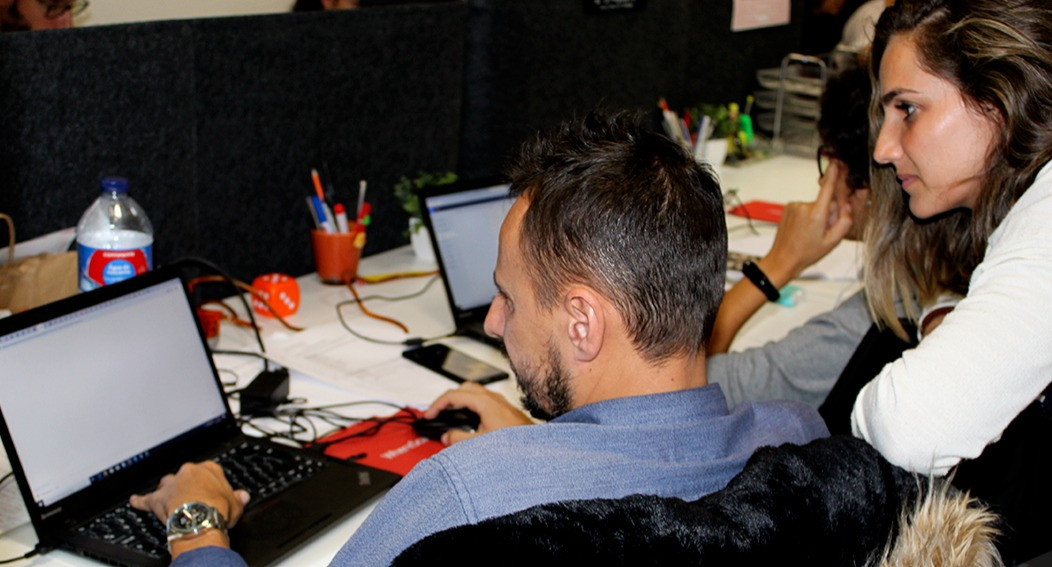 Working team