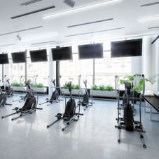 Fitness and Health Centers