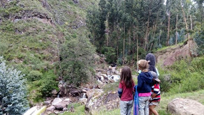 Inspiration aus Peru und Indien