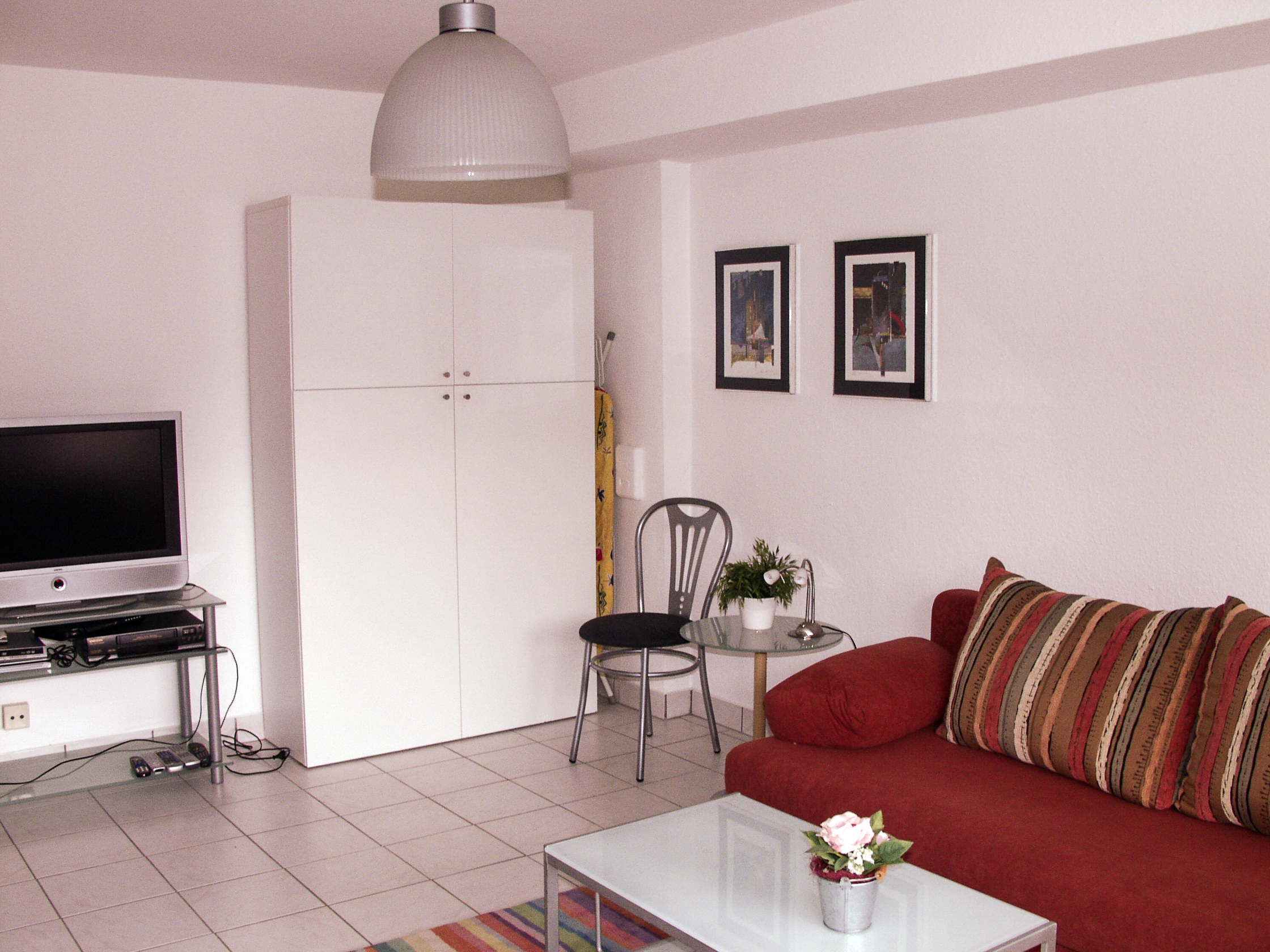 Single apartment neuss