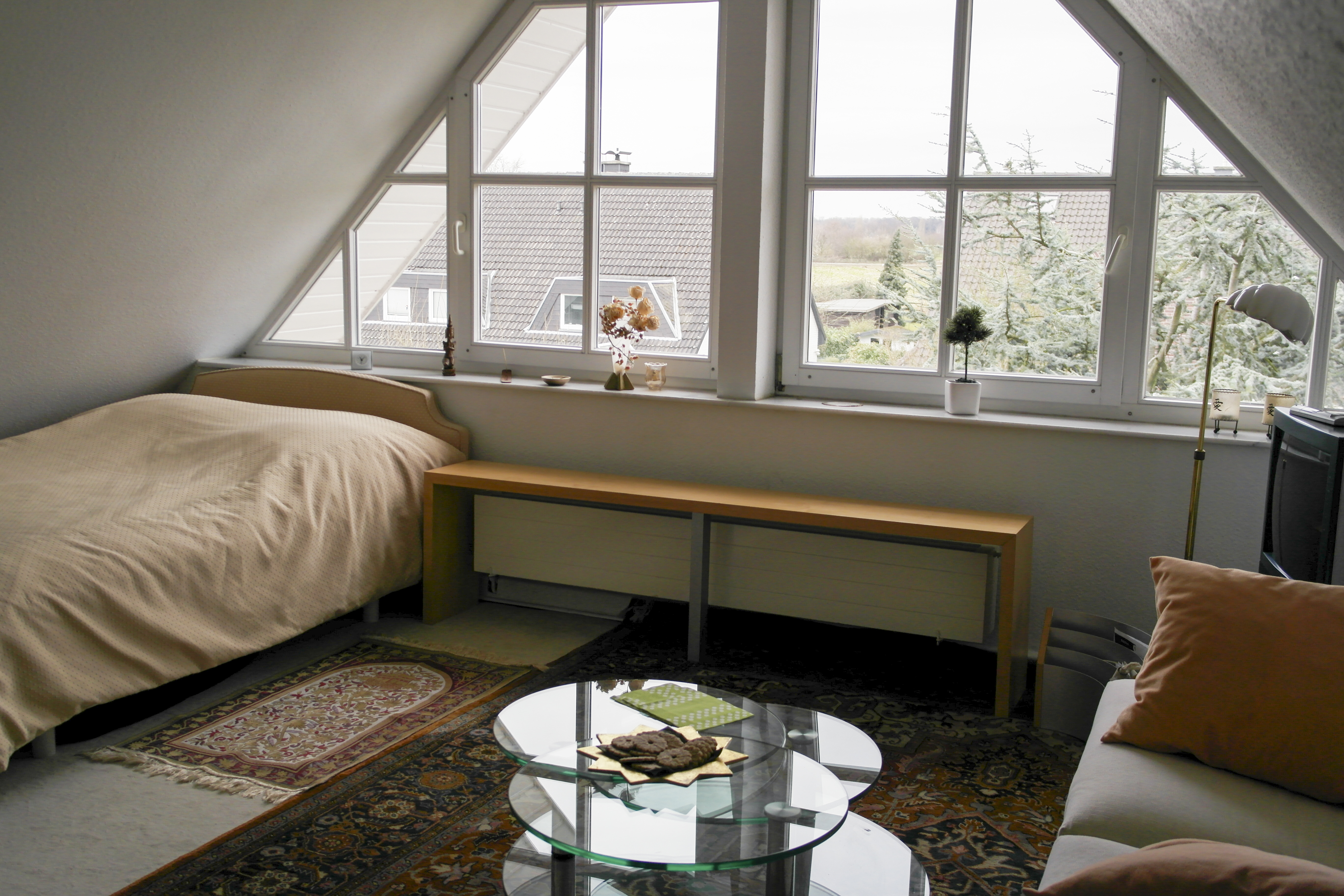 Temporary accommodation in Neuss - Furnished Apartments