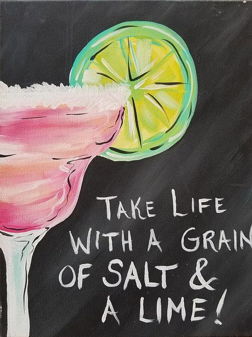 Salt and Lime