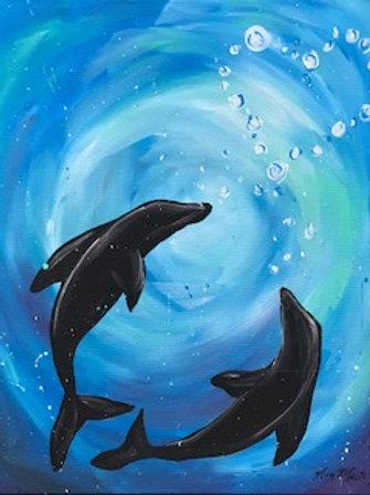 Dolphin Deep