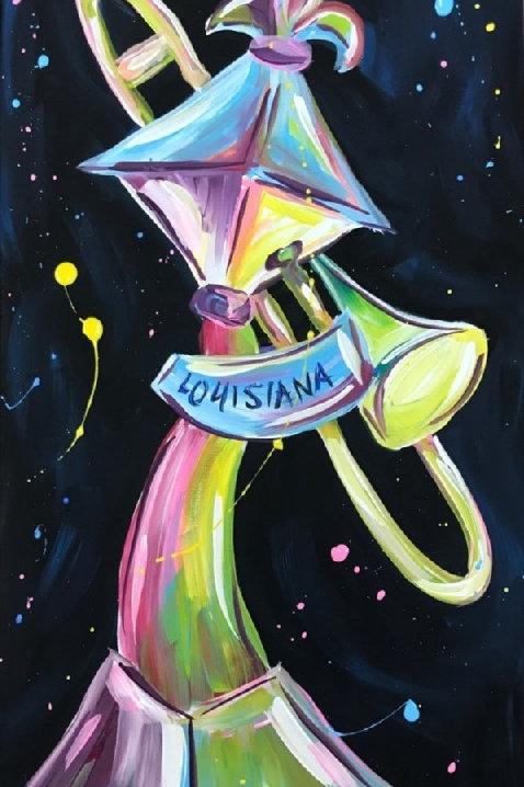 Jazz Lamps