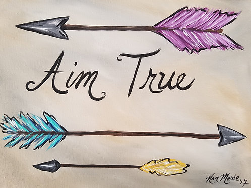 Aim True or Dreamer
