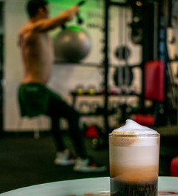 Benefits of drinking natural energy drinks before training