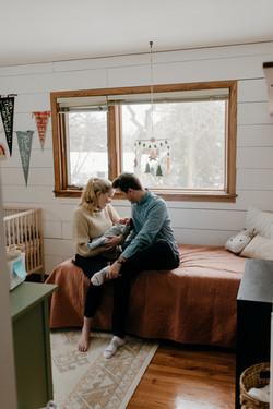 sun prairie newborn photographer