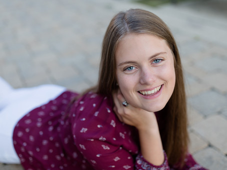 Abby, Deerfield High School | Senior, 19'