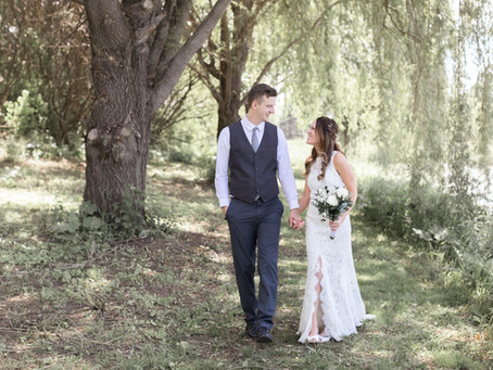 Beautiful Barn Wedding at Badger Farms | Madison, Wisconsin