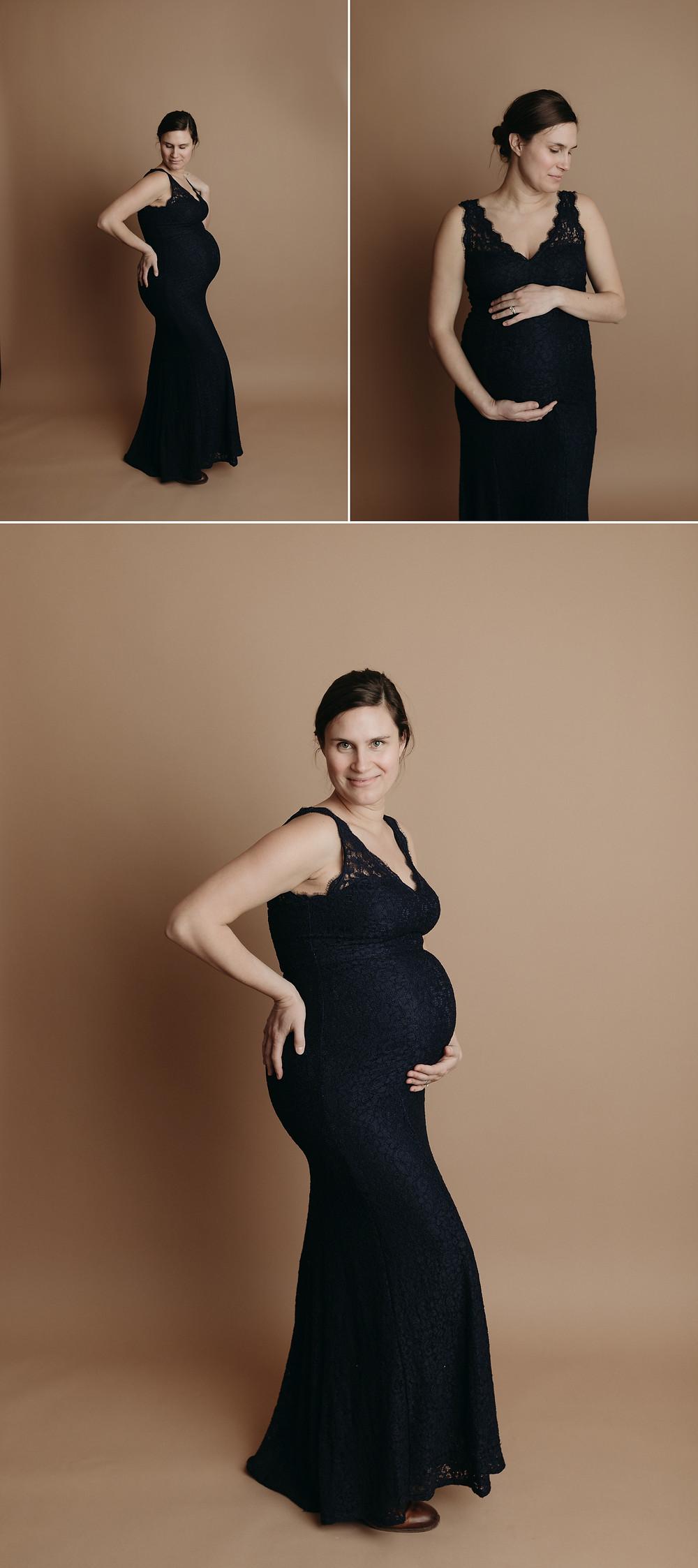 maternity newborn session sun prairie photographer