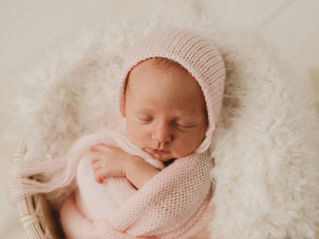 Newborn Session - Kinsley