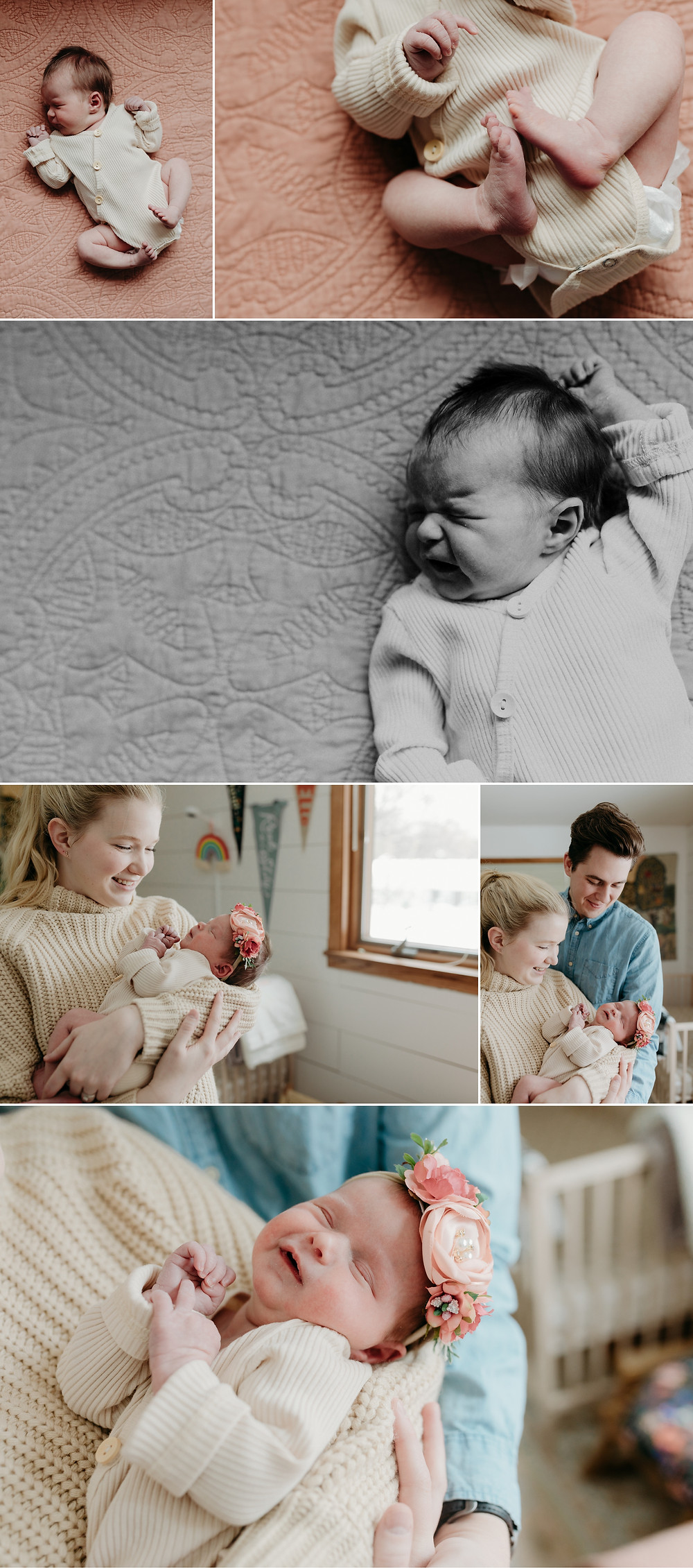 newborn photographer in madison wisconsin