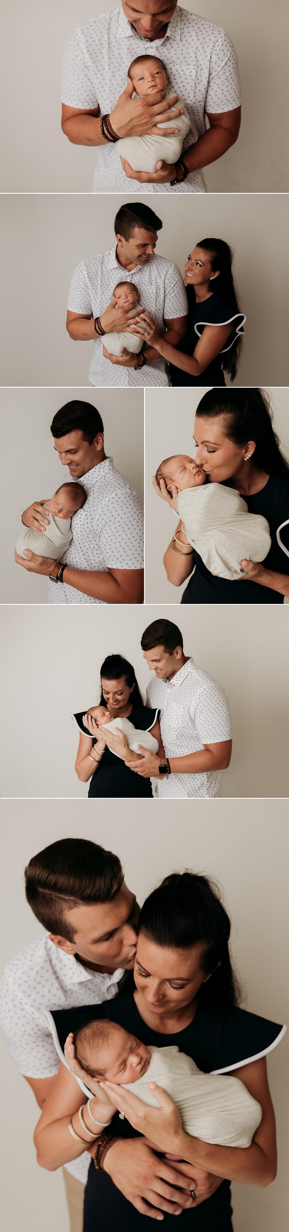 family photos with newborn
