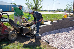 West Rock - Commercial Landscaping
