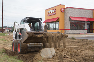 Popeyes - Commercial Landscaping