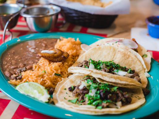 Best Mexican Restaurants for TakeOut or Delivery