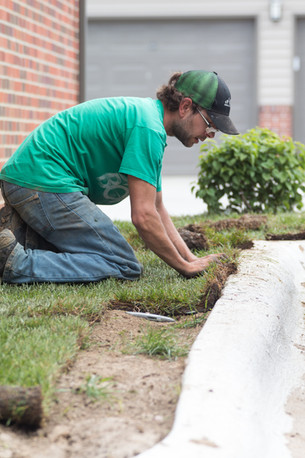 Summit Apartments - Commercial Landscaping