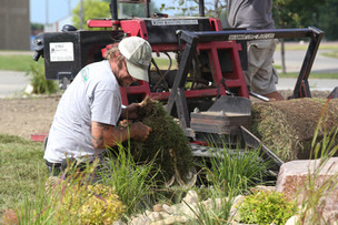 MidStates Bank - Commercial Landscaping