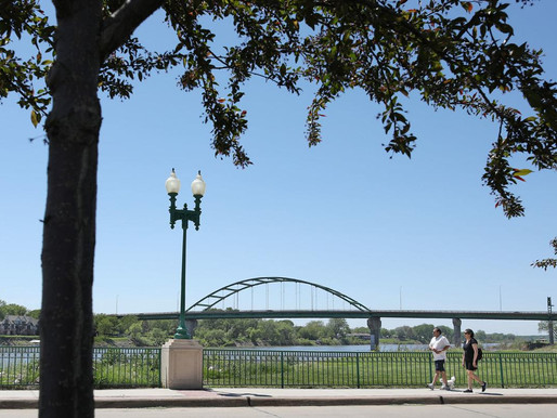Walking & Bike Trails in Siouxland