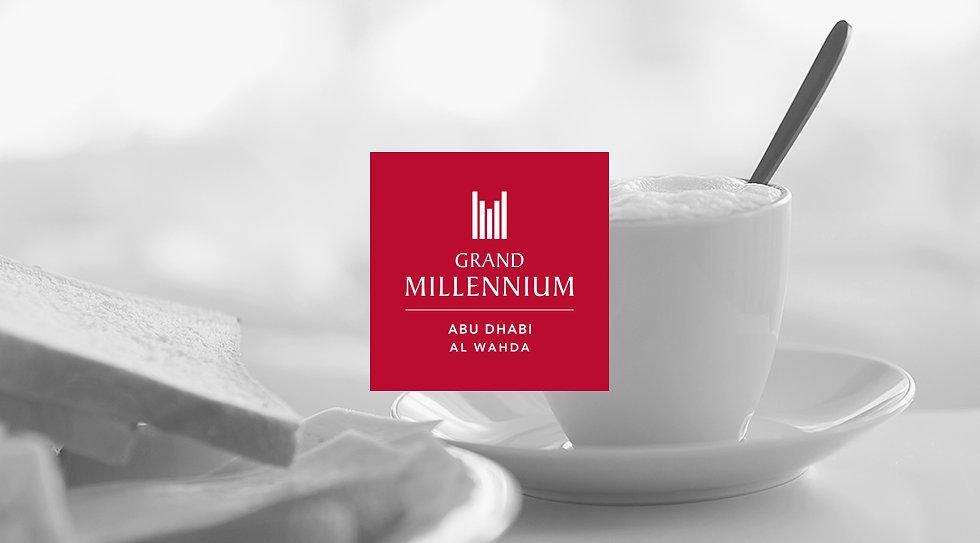 Grand Millennium Al Wahda Hotel, a client of AIM Creative Agency