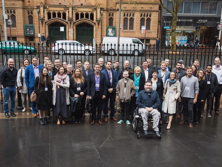 MySequester Joins The Top 25 Most Innovative Start-ups In Newcastle On A Trip To Parliament