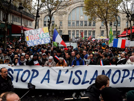 Petition in Solidarity with Academics and Activists in France