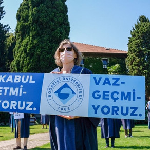 Resistance of Bogazici Students and Faculty Continues