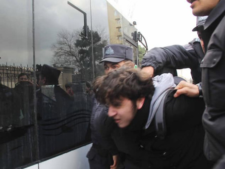 18-year Old Student Imprisoned In Azerbaijan For Demanding Free Education