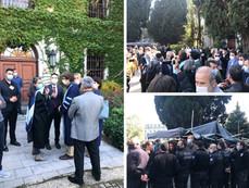 Boğaziçi Campus Raided by Riot Police