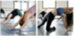 Yoga at Brick Canvas Fitness