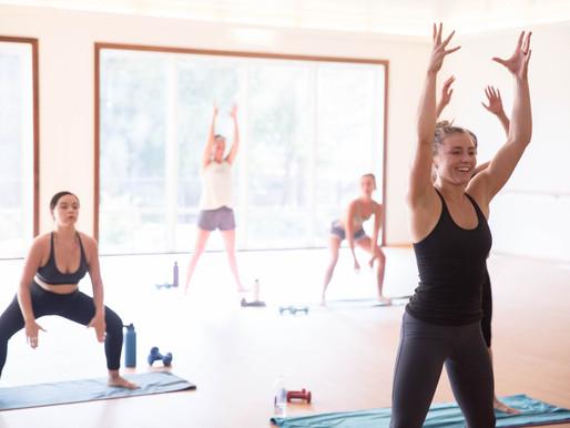 Benefits of Hot Pilates