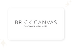Brick Canvas Gift Cards