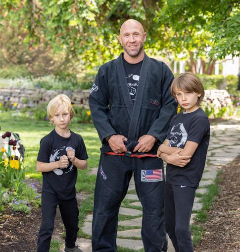 Martial Arts Movement SUMMER KIDS CAMP