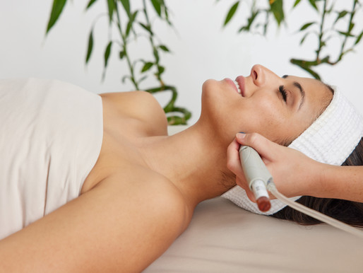 HydraFacial is now available at Brick Canvas Spa!