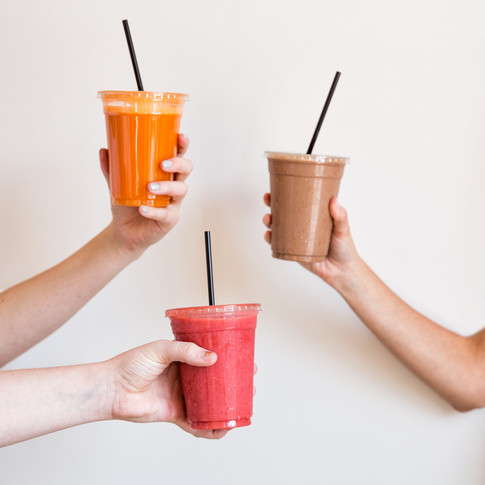 All SMOOTHIES ARE ONLY $5!