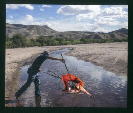 À la pêche aux moules...