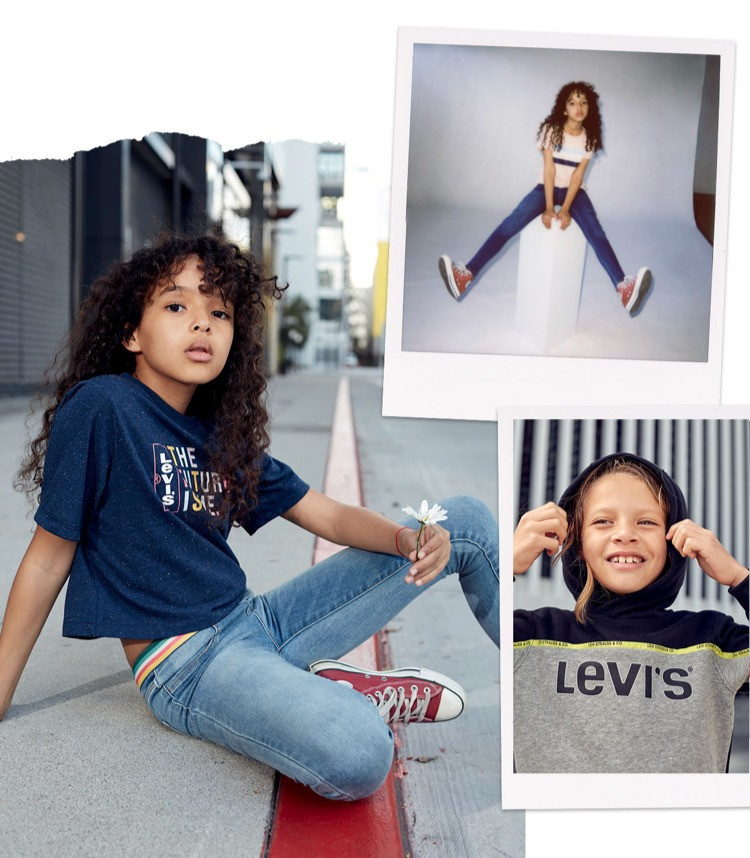 Levi's Girls for Fall 2020