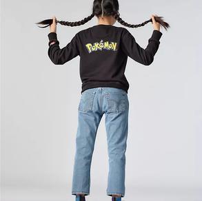 Levi's x Pokemon 2021