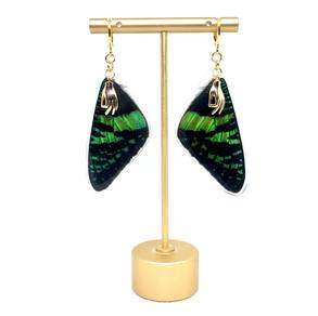 Real Butterfly Earrings
