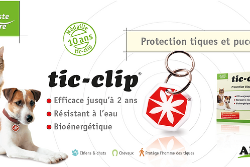 TIC CLIP CHIENS/CHATS