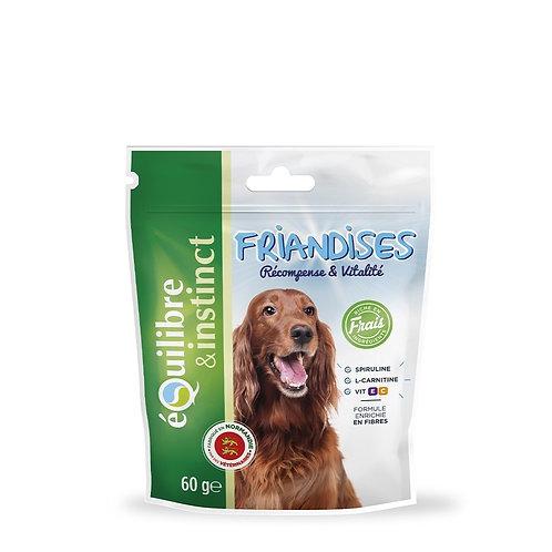 Friandises pour chiens