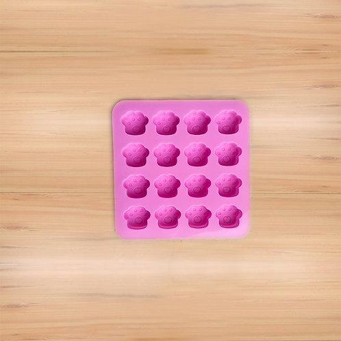 Moule en silicone - Patte de Chien