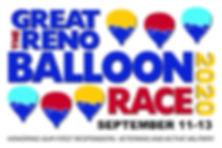 THE GREAT RENO BALLOON RACE SEPT. 11-13,