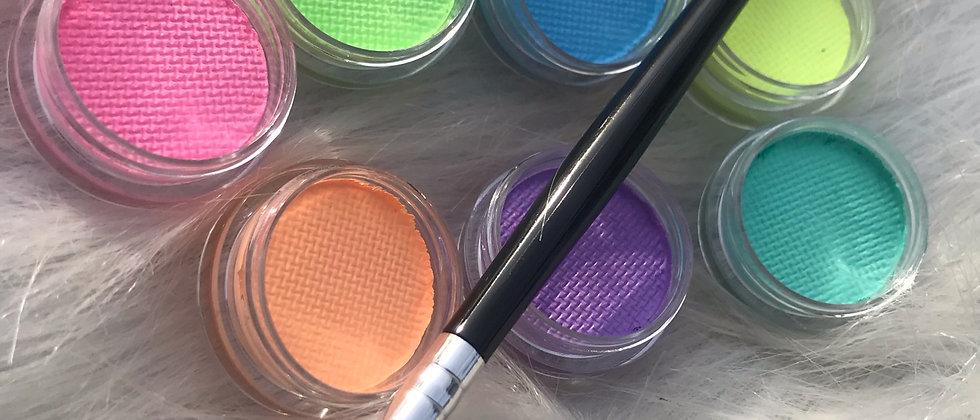 """La Pastels AquaLiner Bundle With """"Thin Line"""" GFX Brush"""