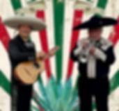 """""""Dúo Azteca - Mariachi""""    Una actuación a la Mexicana.  Un paseo por los temas más conocidos de de la música tradicional Mexicana,  con una caracterización a lo Mariachi que gustará a  su publico.    Rancheras & Mariachis    Dos Componentes."""