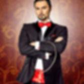 """""""Un espectáculo nuevo""""  Nueva configuración del Mago Fabio, Un show de magia profesional, ilusiones en varios formatos y con trucos increíbles.  (Magia de cerca) Divertido y dinámico.  Tiempo Show: 45min."""