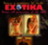 Danza y percusiones del mundo.  Polynesian dance & Bellydance.  EXOTIKA SHOW  