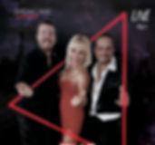 """""""The Triangles""""  Una producción completamente nueva, un show fresco y dinámico.   Música de todos los estilos.  Internacional.  """"No te lo puedes perder""""    Tiempo Show: 75min. / 2X45min.  Tres Componentes..jpg"""