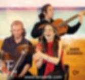 Música y arte flamenco, un espectáculo a la española, que se reflejan en canciones de ambiente flamenco y pop.    El grupo esta formado por voz y palmas, percusión y guitarra.      Tiempo Show: 75min. / 2X45min.  Cuatro Componentes.